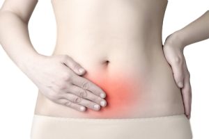 Dolor en la parte baja del abdomen